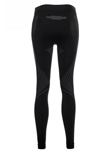 Panthzer  Ceramic  Uzun Alt Polygiene Kadın Içlik Siyah/Gri Renkli